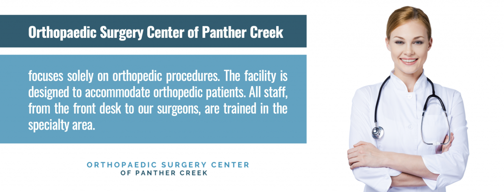 orthopedic surgical center cary